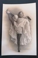 Photo Originale. Waléry. Danseuse De Revue. French Cancan. . - Photographs