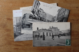 10 Cpa AVEYRON Bonnes Cartes Animées - France