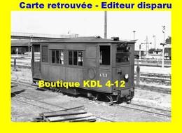 BVA 809-01 - Autorail Crochat AT 1 En Gare - PITHIVIERS - Loiret - TPT - Pithiviers