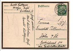 ALLEMAGNE REICH ENTIER DE MAYEN 1935 - Deutschland