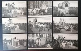 15 Cpa. Carnaval De 1908.Neuves. San Sebastian. - Guipúzcoa (San Sebastián)