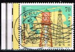 Bund 2019,Michel# 3465 O  Leuchttürme: Campen - [7] Federal Republic
