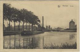 Beersse     Kanaal.    -   1923   Naar   Temsche - Beerse