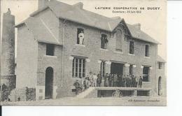 DUCEY   Laiterie Cooperative   Ouverture 20 Juin 1912 - Ducey
