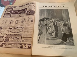 L'Illustration - 25 Mai 1912 - Giornali