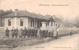 33 LEGE L'Ecole Des Filles Et L'Asile - France