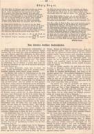 403 München 7. Deutsches Bundesschießen Artikel Mit 5 Bildern 1881 !! - Revues & Journaux