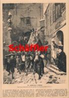 404 München Schäfflertanz Volksfest Artikel Mit 1 Bildern 1879 !! - Revues & Journaux