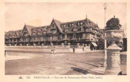14-DEAUVILLE-N°T1214-H/0243 - Deauville