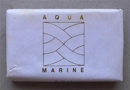 - Savon - Ancienne Savonnette D'hôtel - Aqua Marine - - Kosmetika