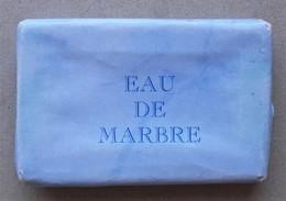 - Savon - Ancienne Savonnette D'hôtel - Eau De Marbre - - Kosmetika