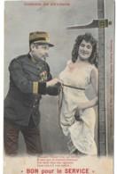 Conseil De Révision, (militaira) (bon Pour Le Service - Women