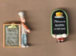 2 Fèves  - Patisserie Martin La Ferte Mace - Regionen