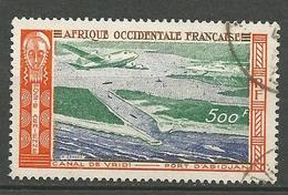 AOF PA N° 16  OBL - Used Stamps