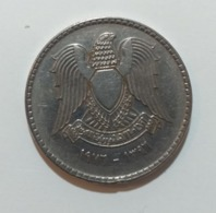 Siria Pound 1976  KM 114 - Syrien