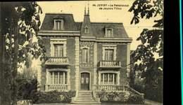 91 JUVISY LE PENSIONNAT DE JEUNES FILLES / A 586 - Juvisy-sur-Orge