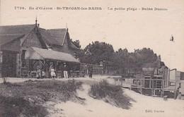 SAINT-TROJAN-les-BAINS  : (17)  La Petite Plage. Bains  DUCLOS. - Sonstige Gemeinden