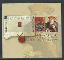 Niet Aangenomen Ontwerp Nr 33 Magna Carta - Belgique