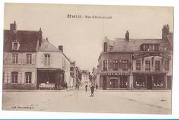 Etaples - Rue D'herambault - Etaples