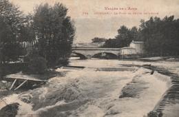 Quillan - Le Pont Et Chute De L'Aude - Autres Communes