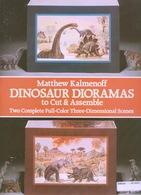 Dinosaur Dioramas To Cut (Diorama) - Enfants
