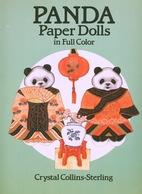 Panda Paper Dolls Crystal By Collins-Sterling Dover USA (Poupée à Habiller) - Enfants