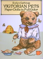 Victorian Pets Paper Dolls By Evelyn Gathings  Dover USA (Poupée à Habiller) - Enfants