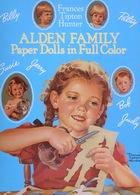 Alden Family Dolls By Tom Tierney Dover USA (Poupée à Habiller) - Enfants