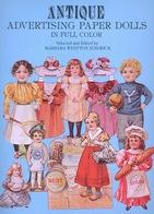 Antique Advertising Paper Dolls By Dover USA (Poupée à Habiller) - Enfants