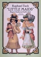 Little Maids Paper Dolls By Dover USA (Poupée à Habiller) - Enfants