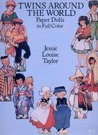 Twins Around The World Dolls By Jessie Louise Taylor Dover USA (Poupée à Habiller) - Enfants