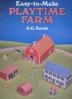 Playtime Farm By A.G. Smith Dover USA (Ferme à Construire) - Enfants