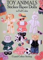 Dolly Dingle Stickers By Grace G. Grayton  Dover USA (autocollants) - Enfants