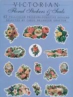Victorian Floral Stikers By Carole Belanger Grfton Dover USA (autocollants) - Enfants