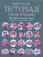 Victoria, Color Stikers By Carole Belanger Grfton Dover USA (autocollants) - Enfants