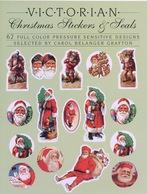 Victorian Christmas Stikers By Carole Belanger Grfton Dover USA (autocollants) - Enfants