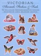 Animals Stickers & Seals By Carole Belanger Grfton Dover USA (autocollants) - Enfants