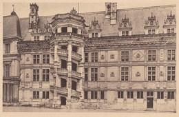 Château De Blois, Escalier François Ier (pk69472) - Blois