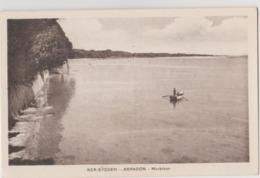 KER EYSDEN - ARRADON (56) - CPA -  Morbihan, Barque, Falaise, Imprimerie Lafolye-lamarzelle - Arradon