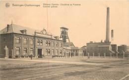 Belgique - Beeringen-Charbonnages - Bâtiment Contrôle - Chaudières Au Pulvérisé - Beringen