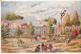 Belgique - Camp De Beverloo - Feldpostkarte - Aus Dem Truppenlager Beverloo '' Offiriers-Masse'' - Leopoldsburg (Beverloo Camp)