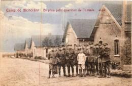 Belgique - Camp De Beverloo - Le Plus Petit Guerrier De L' Armée Belge - Leopoldsburg (Beverloo Camp)