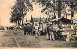 Belgique - Camp De Beverloo - Les Petits Marchands - Leopoldsburg (Beverloo Camp)