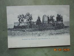Denkmal Des Brandenb. Jager-Bataillons No. 3 Bei Gorze. Verlag V. A. Geibel Serie II No.5 PM 1909 - France