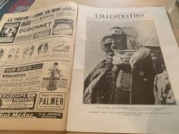 L'Illustration - 2 Novembre 1912 - Giornali