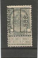 België Handrol Voorafstempeling 145 B Florennes 1898 - Roller Precancels 1894-99