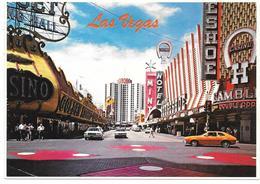 NEVADA - LAS VEGAS - View Of Famous Fremont Street - Las Vegas