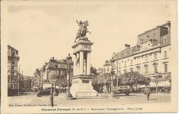 Clermont-Ferrand (63) - Monument Vercingétorix - Place Jaude - Clermont Ferrand