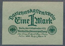 Pick 61a Ro 73a DEU-192   1 Mark 1922  UNC ! - 1 Mark