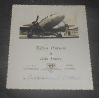 Lansa - Alas Colombianas   :::::  Avions - Aviateurs - Aviation ----- 537 - 1946-....: Ere Moderne